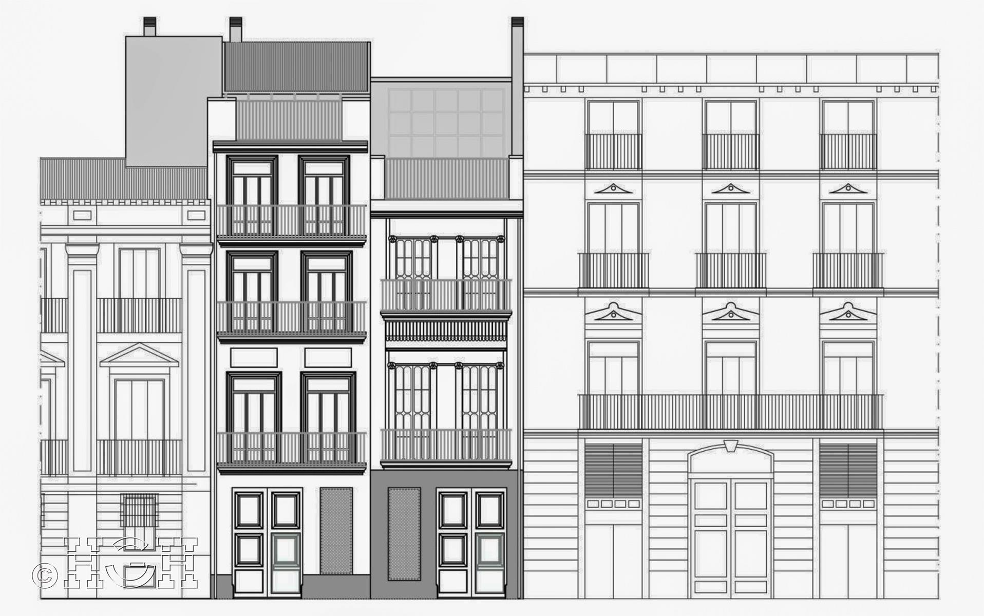 Proyectos de valencia trendy imagen with proyectos de for Edificio oficinas valencia